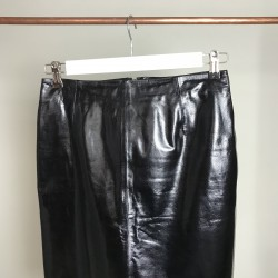 M hm trend spodnica skorzana