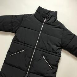 Puchowy płaszcz MONKI r. S