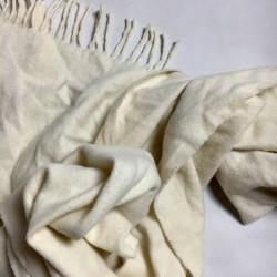 Wełniany szal