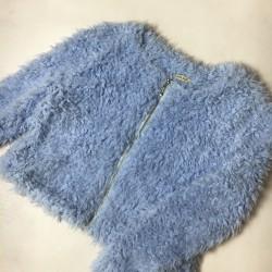 Bluza z futerka
