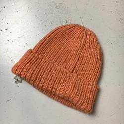 pomarańczowa CZAPKA